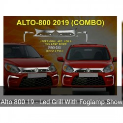 Alto 800 Led Grill With Foglamp