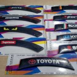Black Fender Guard Body KIT Suitable for Universal CAR