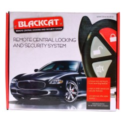 Blackcat Central Locking Remote System, 4 Door