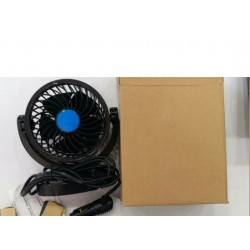 Car Fan 6 Inch With Switch And Wiring 12V DC For Universal car
