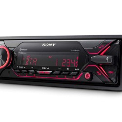 Sony DSX-A 416 BT Car Radio With Dual Bluetooth, NFC, USB and AUX connection