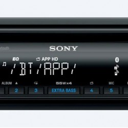 Sony MEX-N4300BT Car CD Receiver with Bluetooth Wireless Technology For Car