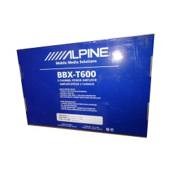 Alpine BBX-T600 Amplifier