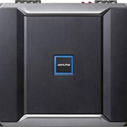 Alpine R-A75M R-Series Mono Digital Amplifier