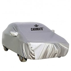 Car Mate Parx Car Body Cover for Altis Silver Toyota
