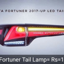Toyota Fortuner 2017 Tail LED Lamp